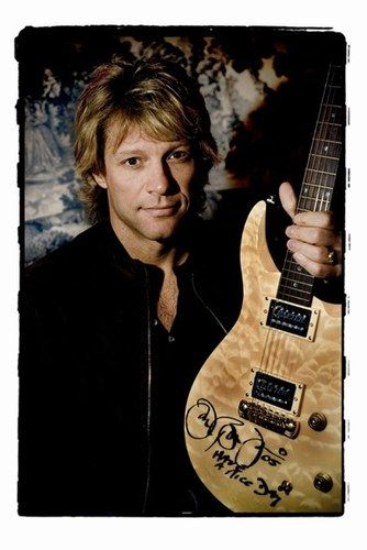 Jon Bon Jovi - photo postée par cocophil4