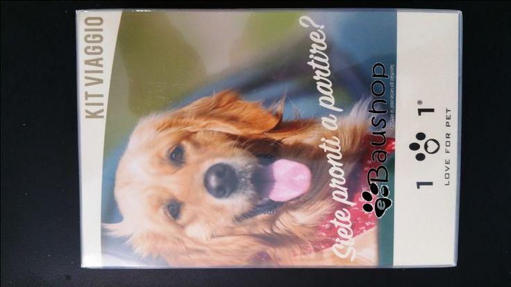 Per avere l'indispensabile durante i viaggi con il tuo migliore amico cane, Linea 101 ha pensato a questo Kit, pratico ed essenziale, senza tralasciare i prodotti di eccellenza per la pulizia del tuo cane.