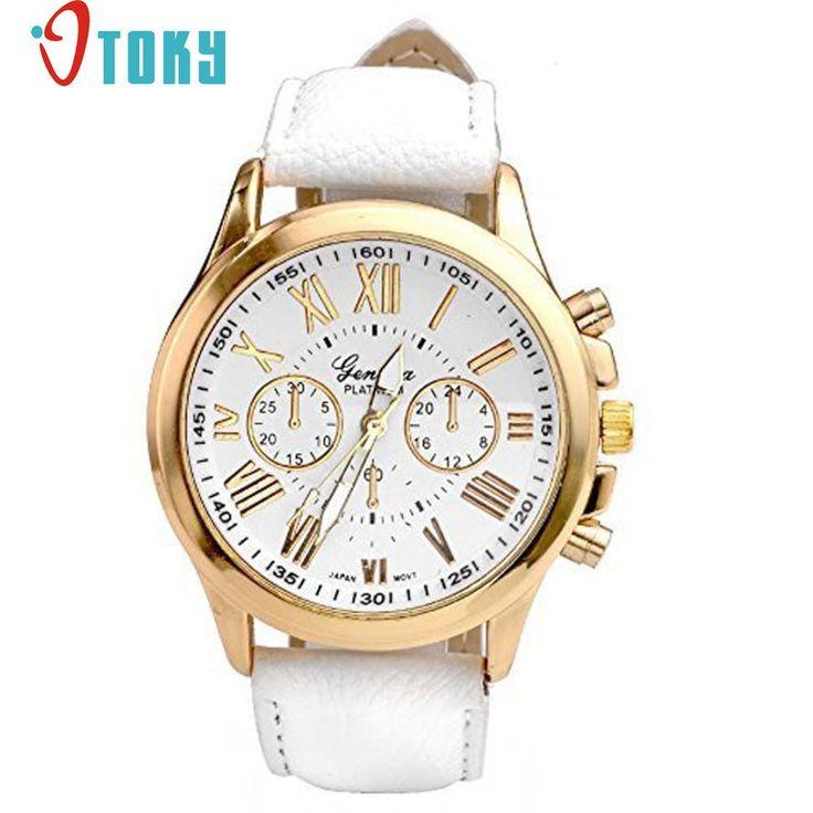$1.01 (Buy here: https://alitems.com/g/1e8d114494ebda23ff8b16525dc3e8/?i=5&ulp=https%3A%2F%2Fwww.aliexpress.com%2Fitem%2FHot-Hothot-Sales-New-Watch-Women-Roman-Numerals-Faux-Leather-Analog-Quartz-Wrist-Watches-Quartz-Watch%2F32706185755.html ) Hot Hothot Sales New Watch Women Roman Numerals Faux Leather Analog Quartz Wrist Watches Quartz Watch relogio feminino at1 for just $1.01