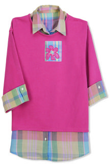 Nancy Zieman Sweatshirt Makeovers | Nancy Zieman/Mary Mulari/Sewing With Nancy/Sweatshirt Makeovers ...