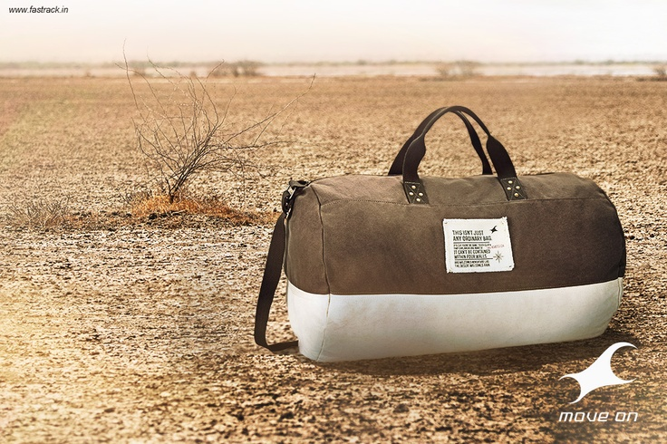 An extra large Duffel Bag to carry all that you need on the road.  sku A0418CBR01 Price 2595 Color Brown  http://fastrack.in/explorer/product/A0418CBR01/