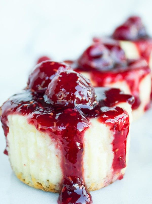 This mini raspberry cheesecakes recipe is easy and fool proof, sure to impress, very satisfying and indulging that it's too good to be true!