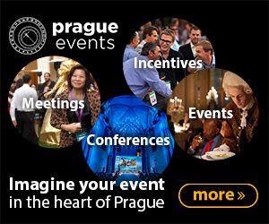 Banner Prague Events #pragueevents #graphics