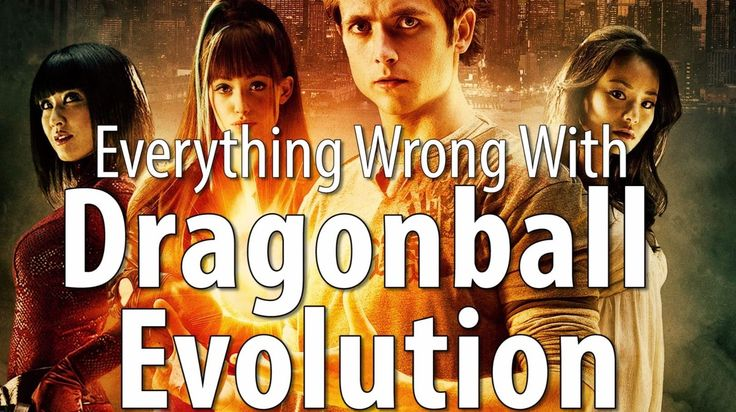 Everything Wrong With 'Dragonball Evolution' in Many, Many Minutes