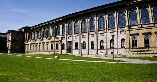 sonntags fur nur 1 euro die alte und neue pinakothek sowie der moderne in munchner maxvorstadt gehor munchen museum ölgemälde modern moderner maler