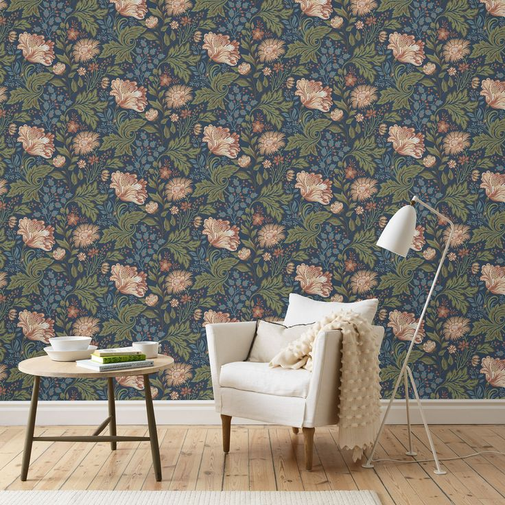 from the New Sandberg Collection of Wallpapers called: Brunnsnäs