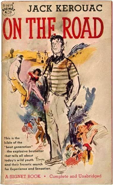 Pé na Estrada, de Jack Kerouac