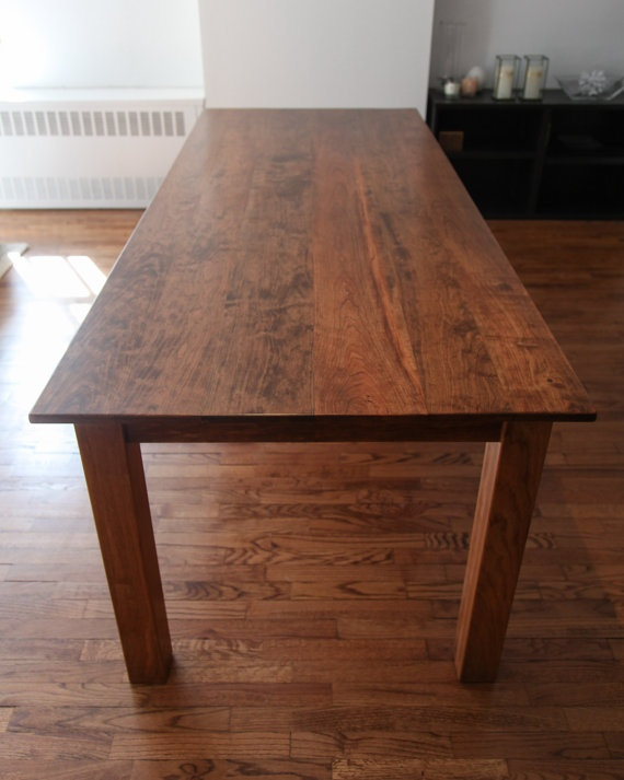 Murphy Dining Table On Etsy At Cheadle Rubin Design