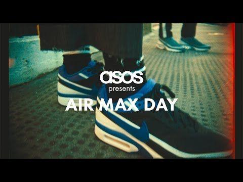 ASOS presents Nike Air Max Day 2016 with JME - YouTube