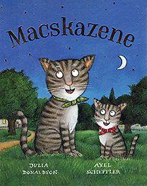 Julia Donaldson: Macskazene