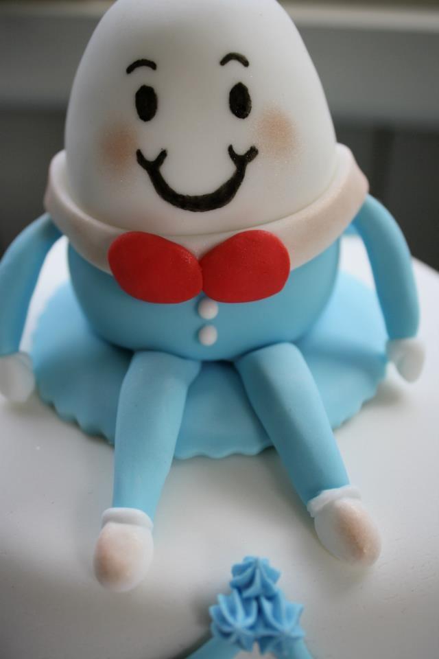 Little Big Company blog Humpty Dumpty Cake