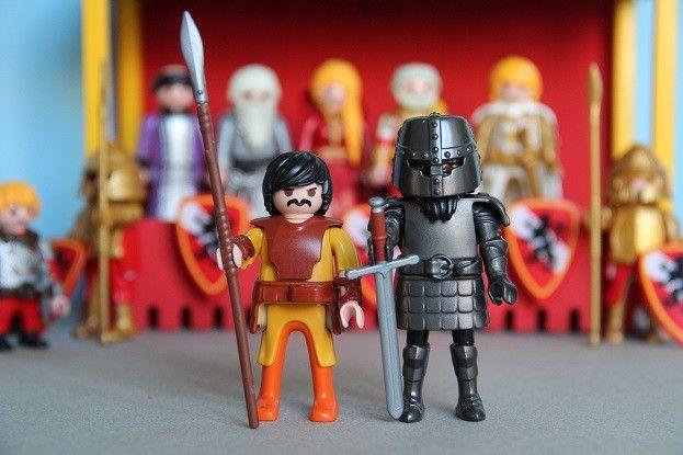 Ser Gregor Clegane & Oberyn Martell