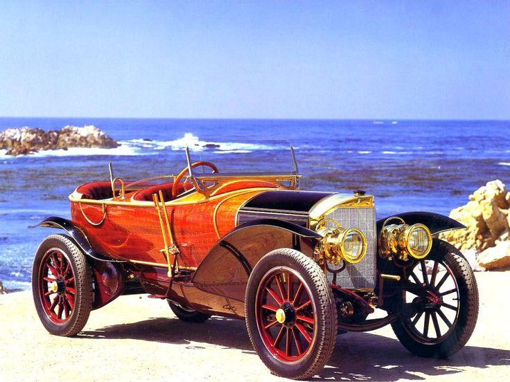1914 Rolls Royce Silver Ghost Labourdette
