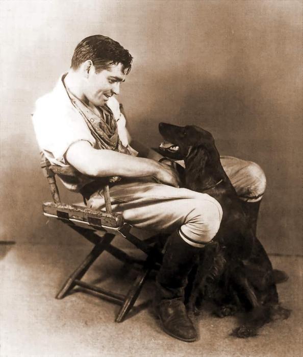 Кларк Гейбл (Clark Gable; 01.02.1901 - 16.11.1960)