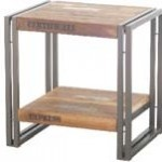 dBodhi Ferum Low Coffee Table with shelf
