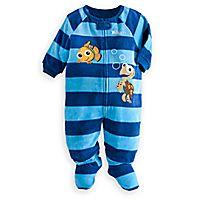 Finding Nemo Blanket Sleeper for Baby - Personalizable
