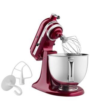 KitchenAid KSM150PS Artisan 5 Qt. Stand Mixer - Red