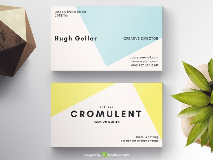 12 best minimal business card templates 2018 images on pinterest yellow and blue minimal business card freebcard flashek Choice Image