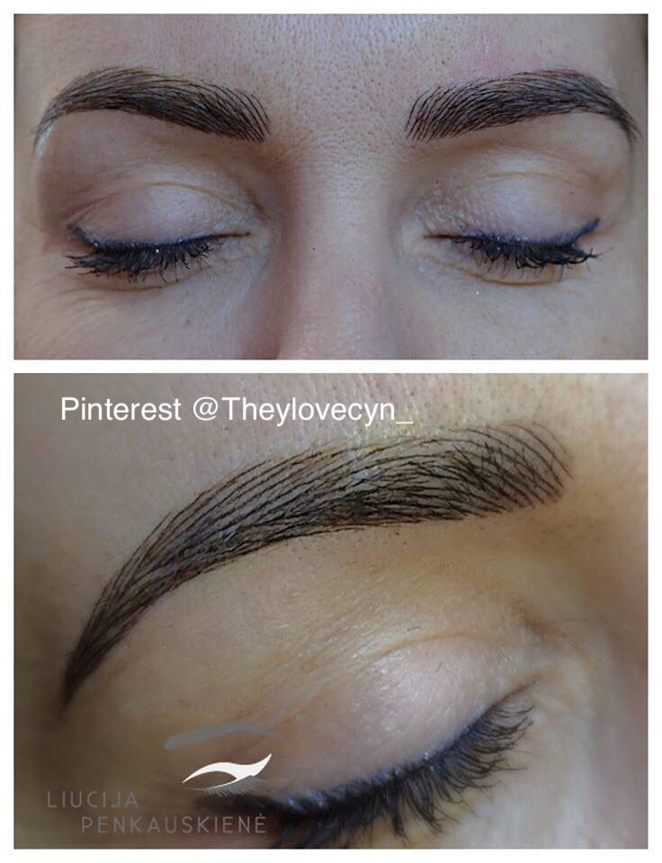 93 best Permanent Make up images on Pinterest | Eye brows ...