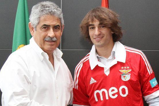 Markovic, Benfica