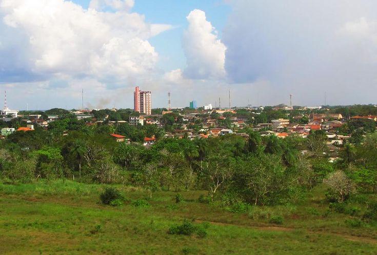 Macapá, Estado do Amapá