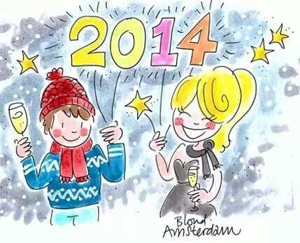 Gelukkig nieuwjaar ♡!!