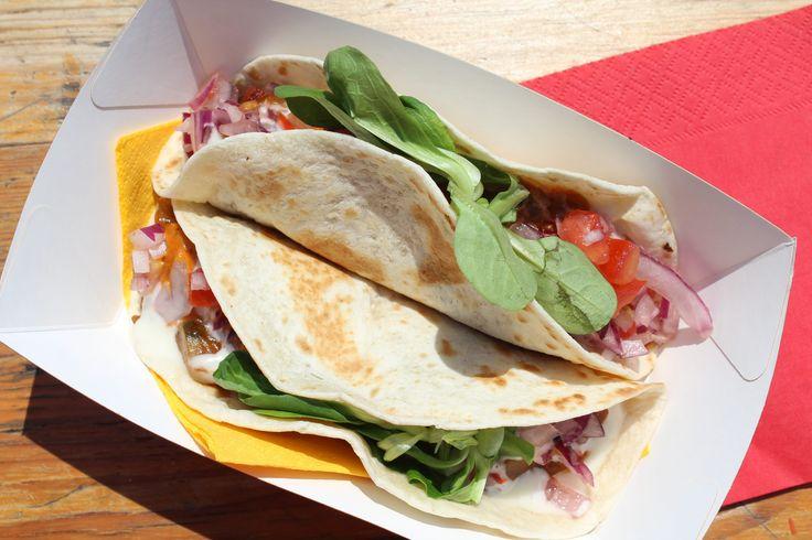 Tacos vegetariani di Tijuana Team. Carroponte primavera 2017.