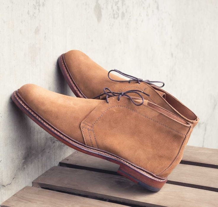 Massdrop Allen Edmonds Chukka boot