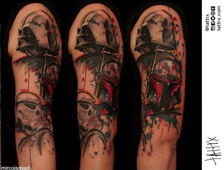 MircoIsDead Tattoo | Bologna Italy