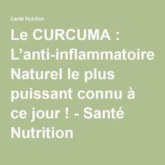 """Résultat de recherche d'images pour """"curcuma anti inflammatoire"""""""
