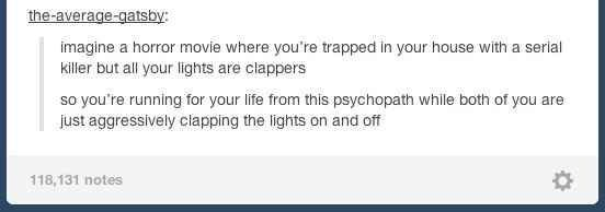 The Clappings: A Modern Horror Story