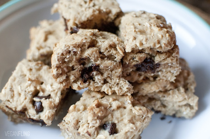 Oatmeal Chocolate Chip Squares: Food Sweet, Oatmeal Chocolate Chips