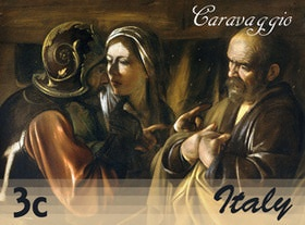Religion is not my strong point, but I must admit it generated great works of art. An example here: The Denial of St. Peter from the Caravaggio collecion in www.stampfrenzy.com.