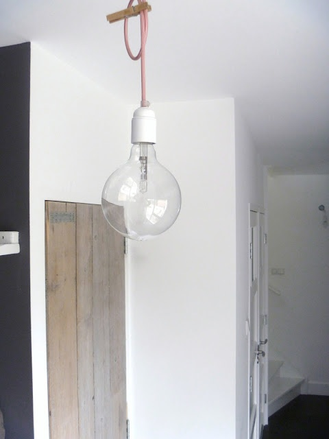 lamp voor zolder/overloop