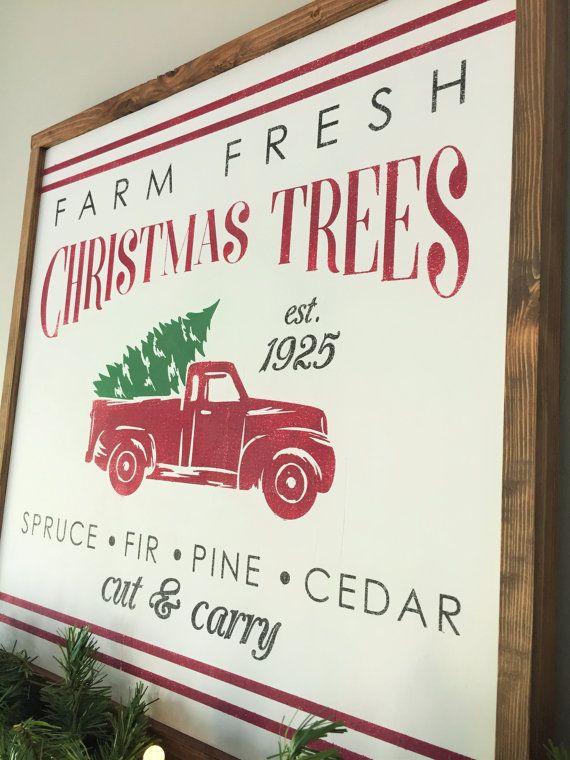 Christmas Tree Farms Near Me