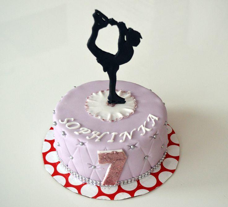figure skating - krasobruslařka