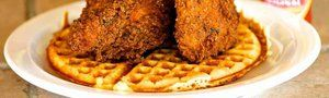 These are the 13 Best Places to eat Classic Chicken and Waffles - Thrillist Nation #Foodies