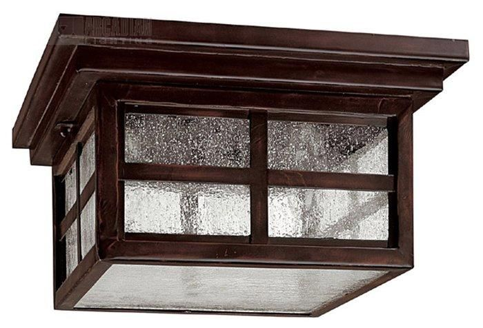 Birgit Anich Staging & Interiors: Howard Traditional Outdoor Flush Mount Ceiling Light - XPC-ZBM-7199