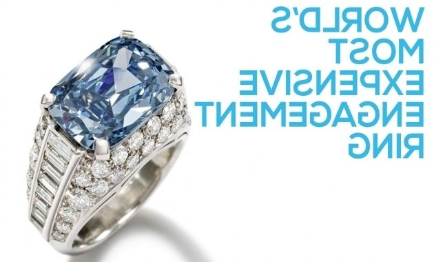 Most Expensive Ring In The World Ever