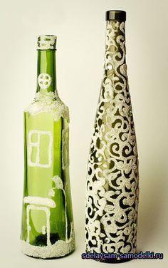 Decor garrafas semolina                                                                                                                                                                                 Mais