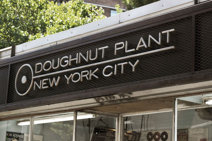 NYC - En-cas : Doughnut plant
