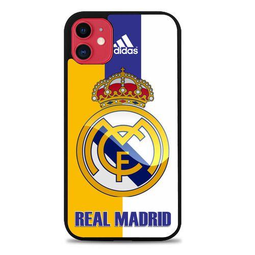 Real Madrid Logo X4989 iPhone 11 Case di 2020