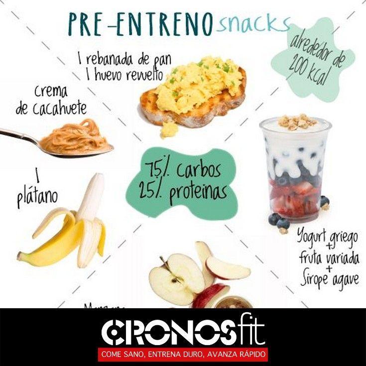 Nutrición Deportiva Y Entrenamiento Funcional Cronosfit Comidas Para Entrenamiento Comer Antes De Entrenar Comida Pre Entrenamiento