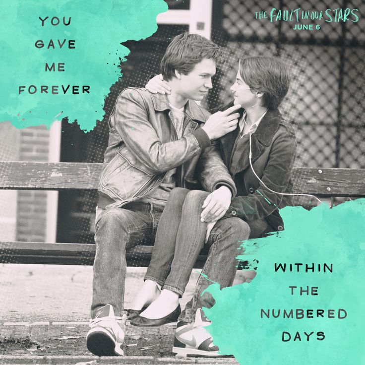 You gave me forever within the numbered days