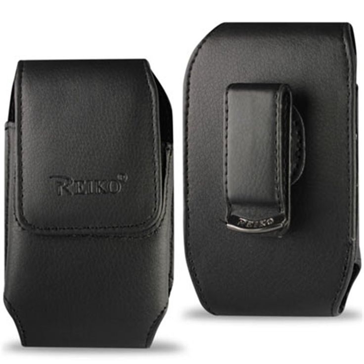 Reiko VERTICAL Pouch HTC HD2 T8585 BLACK