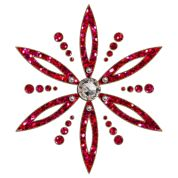 Flower of Aphrodite, red, Symbol of  love, beauty and transformation, Power Symbol, Talisman