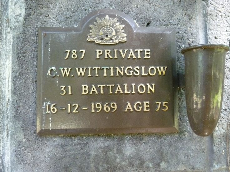 Charles William Wittingslow (1894 - 1969) - Find A Grave Photos