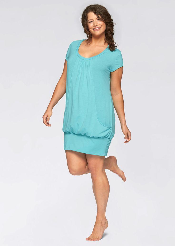 Wellness elbise, bpc bonprix collection, kayısı rengi