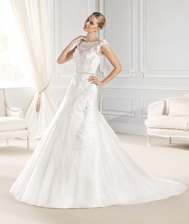Best ERAN wedding dress from the Glamour La Sposa collection La Sposa