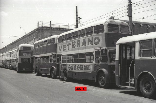 Autobuses de 2 pisos Madrid